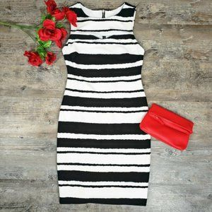 Nordstrom Love...Ady Cutout Black & White Dress